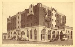 Dunbar Hotel Los Angeles Conservancy