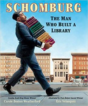 SCHOMBURG THE MAN WHO BUILT A LIBRARY_Wetherford_51K8UmbRv-L._SX412_BO1,204,203,200_
